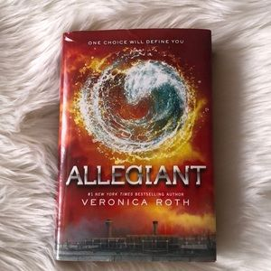 Veronica Roth last book of Trilogy